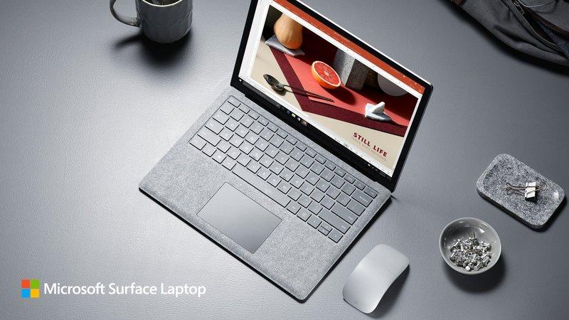 微軟發布Surface新品