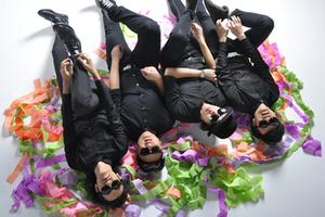 机车绅士乐队:做英式独立摇滚的中国青年