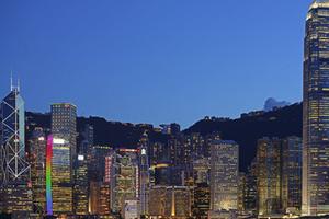 2014中国城市综合经济竞争力排行榜 香港排名第一