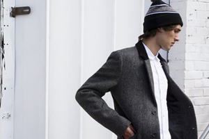 Asos x Harris Tweed 2014秋冬男装型录