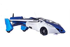 汽车终于能飞了!斯洛伐克AeroMobil 3.0问世