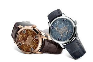江诗丹顿推出中国十二生肖传奇系列腕表之[羊年]