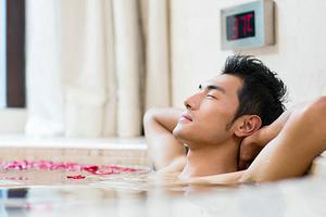 精油泡澡开启美妙生活