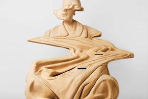 Paul Kaptein的奇幻雕塑
