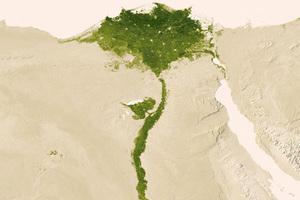 NASA和NOAA共同发布最新地球植被分布情况