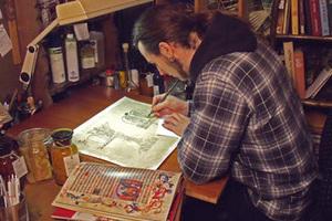 魔戒迷不可错过的精美手绘本《精灵宝钻》
