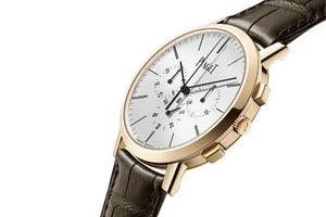 Piaget Altiplano计时腕表缔造两项纤薄纪录