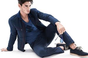 Armani Jeans 2015春夏男装型录
