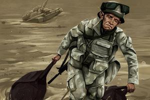 被遗忘的阿富汗战争