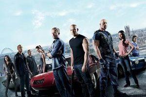 看看上海车展中的《速度与激情7》