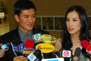 杨子承认离婚多年 与黄圣依早已领证结婚