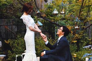 """""""国民初恋""""裴勇俊迎娶女星朴秀珍"""