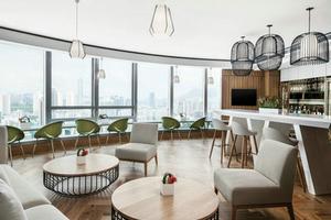 朗廷呈献全球首家高端品牌香港康得思酒店