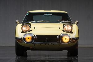50年前,一款震惊世界的日本跑车
