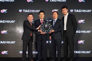 泰格豪雅成为中国足球协会超级联赛官方计时