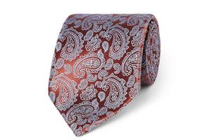 单品推荐:系上条正经领带就能雄霸欧洲了吧