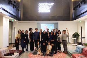 第一期时尚传媒与数字传播、时尚市场营销与品牌战略班结业