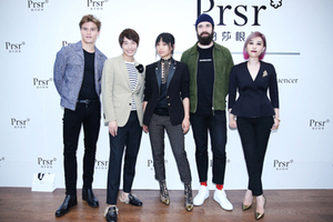 Fantastic 5--全球最high的Fashion KOL都来啦!