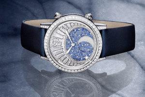 积家2016 约会系列高级珠宝腕表