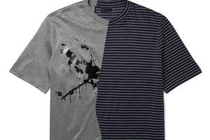 新浪潮时期的艺术T恤