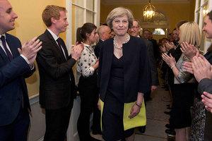 名利场:英国新任首相最爱小表盘