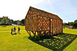 精美木屋变身面包工厂!来看荷兰的创意建筑