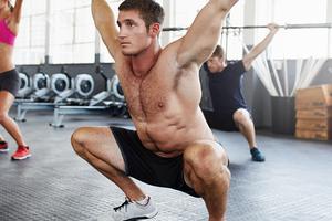 臀部肌肉怎么练