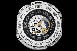 你需要一块双时区腕表看奥运会