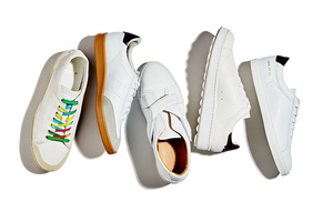 白鞋 White Sneaker 当之无愧的网红