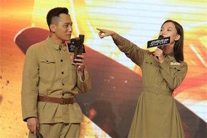 """刘烨与杨佑宁《我的战争》""""CP感""""不输王珞丹"""