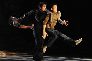 台湾骉舞剧场《速度》2016年10月20日开始内地巡演
