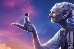 国际巨制《圆梦巨人》即将上映 斯皮尔伯格再叙梦幻少年童话