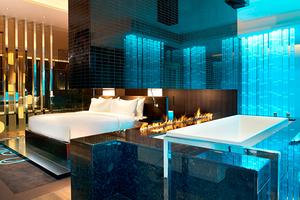 去入住台湾W酒店 快速融入台北都市时尚澳门大三巴赌场