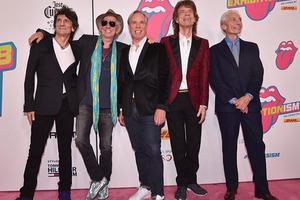 "TOMMY HILFIGER赞助滚石乐队的第一个国际展览 ""EXHIBITIONISM"""