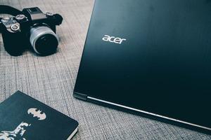 Acer蜂鸟Swift 5内外兼修超薄本美型图赏