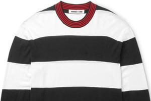 黑白条纹衫 90年代的反叛摇滚