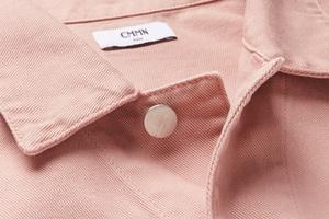 够胆试试这件粉色牛仔夹克?