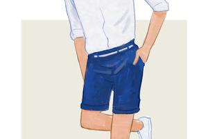 每日穿搭丨穿成北京蓝可好?