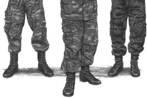 工装|防水防滑的N-1 Boots