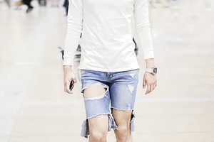 """时髦短裤也可能是""""绊脚石"""""""