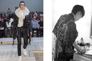 Alexander McQueen时装发布重返巴黎