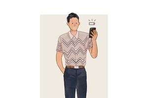 每日穿搭|朴实的腰带与妖娆的短袖衬衫