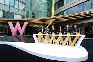 """W酒店""""撩动魔都"""" 上海外滩W酒店炫彩启幕"""