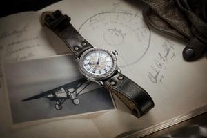 腕表与飞行 永远的守护与陪伴