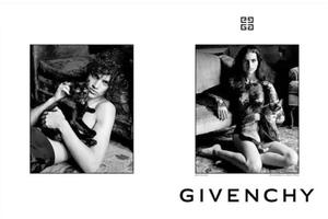 Givenchy首个女性创意总监的新系列广告片发布