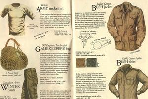 别碰我的狩猎夹克,里面有猎枪