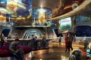 再来一个目的地:完全沉浸式的星球大战主题酒店