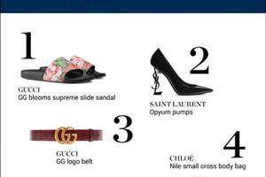 Gucci成为2017年第二季度全球最?#35753;?#21697;牌