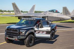 陆地版F-22战斗机