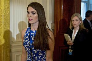 特朗普将提名28岁美女助手为白宫通讯主管